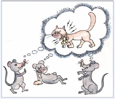 谁去给猫挂铃铛(管理小故事02)